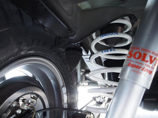 スズキ ジムニー ランドベンチャー 4WD ソルブLOB3インチアップ