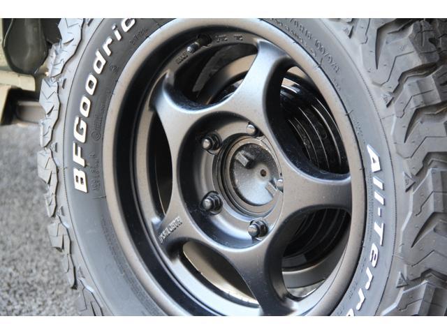 XG 4WD660 30mmアップ タイヤ アルミ マフラー(7枚目)