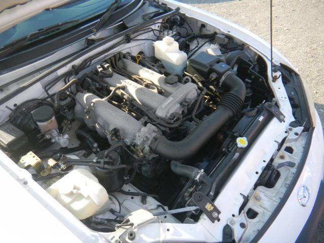 マツダ ロードスター M ハードトップ付 CD 5速 後期モデル