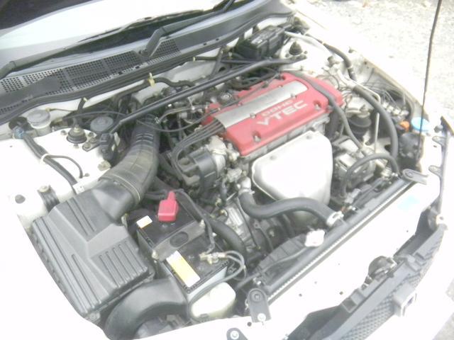 H22A-DOHC-VTECエンジン搭載!!