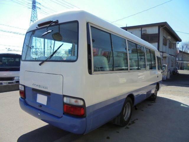 トヨタ コースター LX26人乗り マイクロバス NOxPM適合 自動ドア
