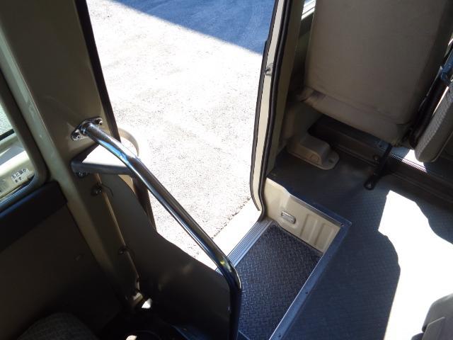 トヨタ コースター 29人乗り NOxPM適合 自動ドア オートマ マイクロバス