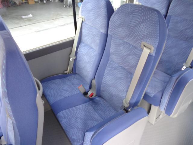 トヨタ コースター ロングGX 29人乗り NOxPM適合 自動ドア ステップ