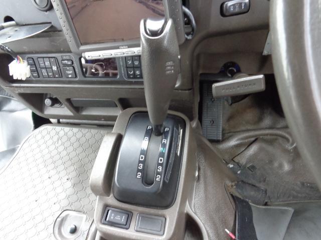 ロングCX-Lターボ 28人乗り 左オートドア ディーゼルターボ オートマ バックモニター NOx・PM適合(16枚目)