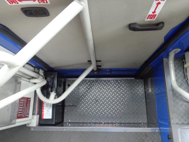 ロングCX-Lターボ 28人乗り 左オートドア ディーゼルターボ オートマ バックモニター NOx・PM適合(24枚目)