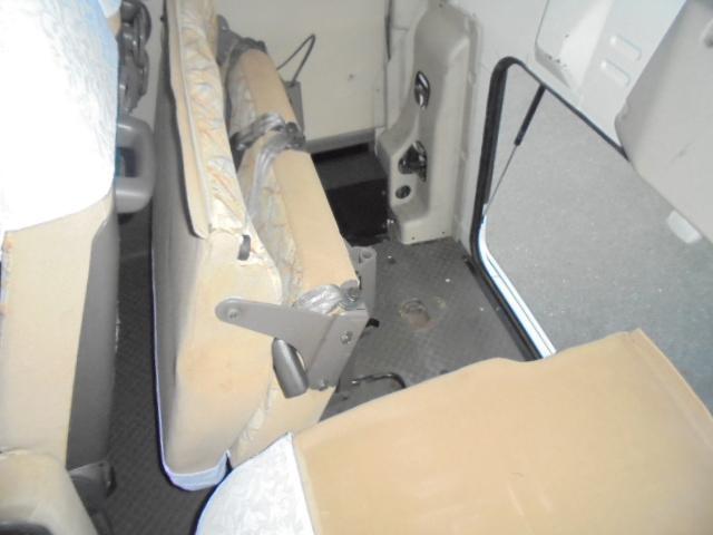 ロングCX-Lターボ 29人乗り 左オートドア ディーゼルターボ NOx・PM適合 冷蔵庫 荷物棚 6MT(22枚目)