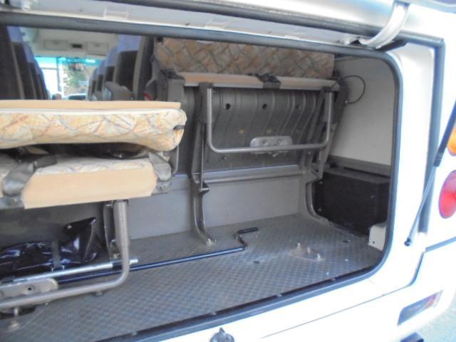 ロングCX-Lターボ 29人乗り 左オートドア ディーゼルターボ NOx・PM適合 冷蔵庫 荷物棚 6MT(23枚目)