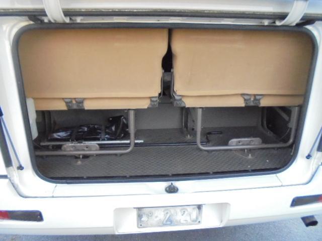 ロングCX-Lターボ 29人乗り 左オートドア ディーゼルターボ NOx・PM適合 冷蔵庫 荷物棚 6MT(25枚目)