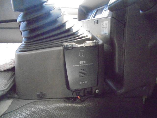ロングカスタムターボ 26人乗り 左オートドア 冷蔵庫 バックモニター ディーゼルターボ 換気扇 エアサス 6MT NOx・PM適合 リクライニング・モケットシート(41枚目)