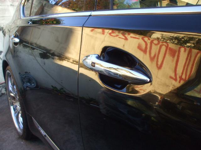 レクサス LS LS600hL後席セパレートシートパッケージ フルエアロ