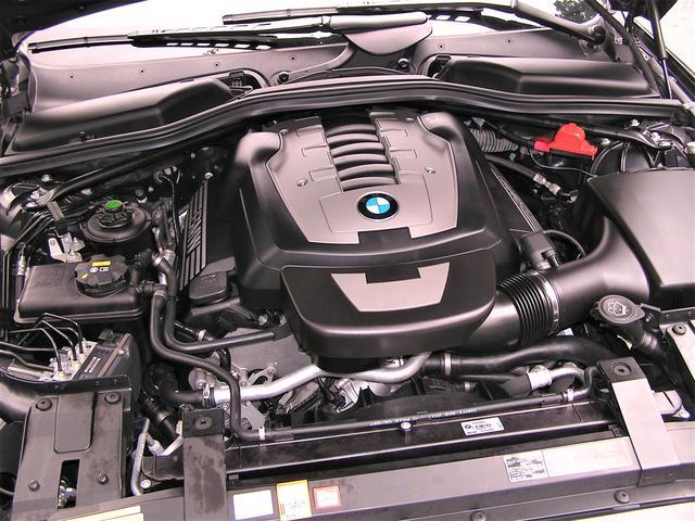 BMW BMW 650i後期 サンルーフ ナイトビジョン 黒革
