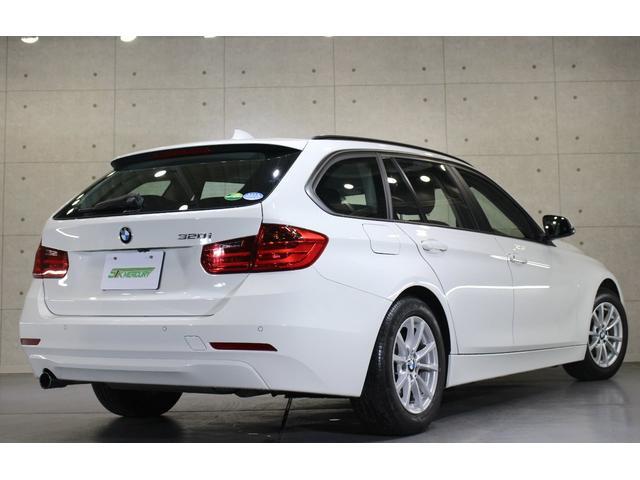 BMW BMW 320iツーリング 1オーナー純正ナビBカメラリアPゲート