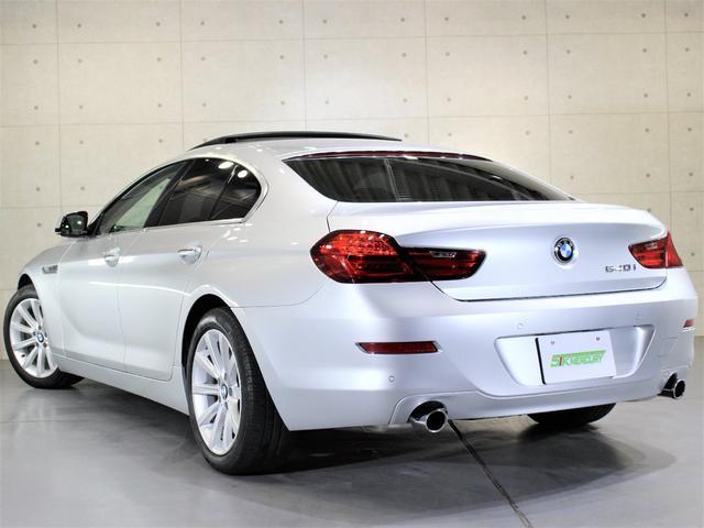 H24年 BMW640iグランクーペ修復歴無 実走行7.2万キロを入庫致しましたのでご紹介させて頂きます。外装の状態は綺麗な状態で目立つ傷等もございません。