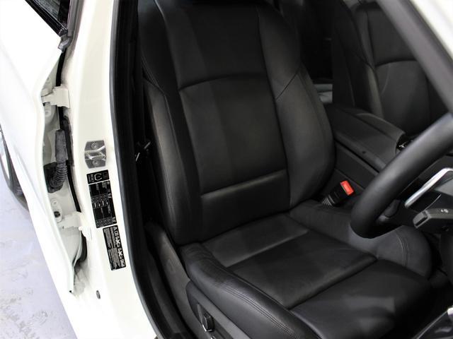 シートの状態も、非常に綺麗な状態が保たれております!ブラックスポーツレザーシートになります!