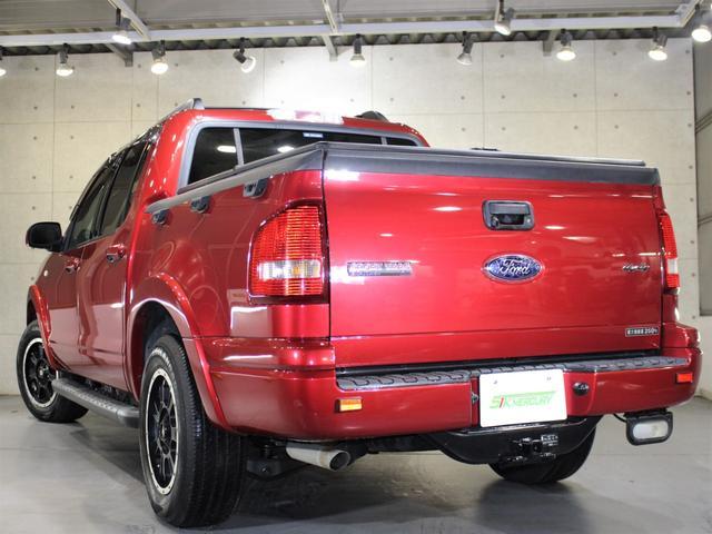 「フォード」「エクスプローラースポーツトラック」「SUV・クロカン」「東京都」の中古車2