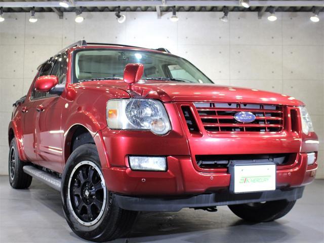 「フォード」「エクスプローラースポーツトラック」「SUV・クロカン」「東京都」の中古車19