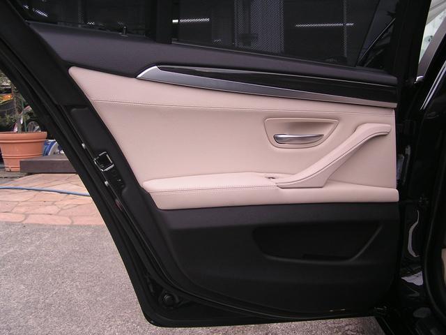 550i V8 ターボ 後席モニタ- 4400 走行TV 冷暖シ-ト 後シ-トヒ-タ- 純ナビ 電トランク 純19AW 禁煙 毎回D整備 1オナ ヘッドUPディスプレー ソフトクローズ オートトランク(55枚目)