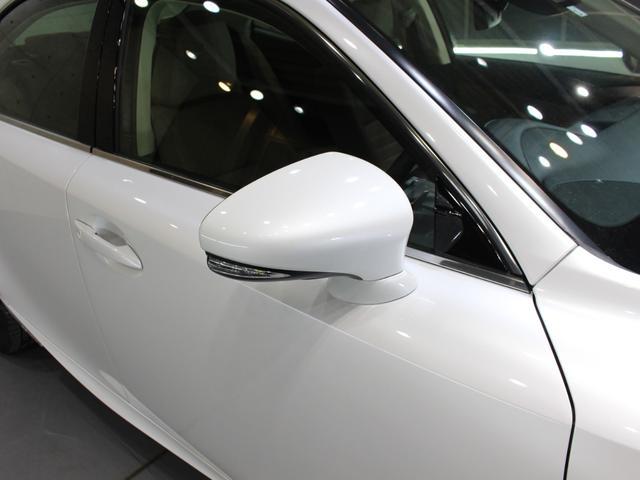 IS300h 後期・純正ナビBカメラフルセグ・LEDライト・プリクラッシュ・シートヒーター・レーダークルーズコントロール・車線逸脱(LDA)・パドルシフト・コーナーセンサー・ETC・ハーフレザー・USB・AUX(30枚目)