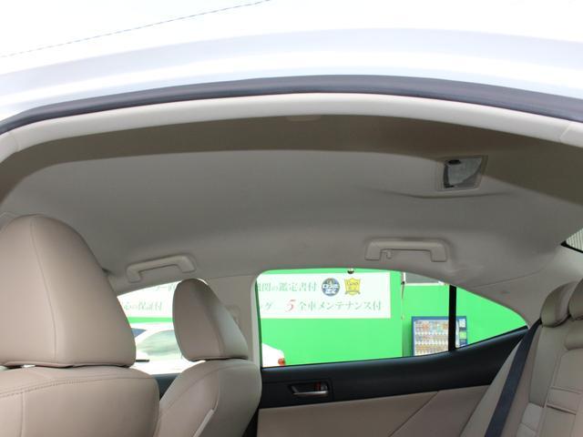 IS300h 後期・純正ナビBカメラフルセグ・LEDライト・プリクラッシュ・シートヒーター・レーダークルーズコントロール・車線逸脱(LDA)・パドルシフト・コーナーセンサー・ETC・ハーフレザー・USB・AUX(48枚目)