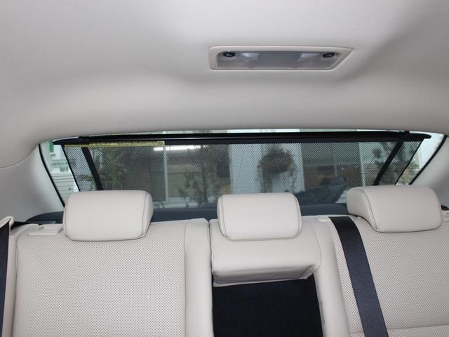 IS300h バージョンL ベージュレザー・純正ナビBカメラ・フルセグ・LEDライト・タイヤ4本新品・ステアリングヒーター・シートヒーター・エアシート・シートメモリー・クルーズC・コーナーセンサー・リア電動ブラインド・歩行者警告(19枚目)