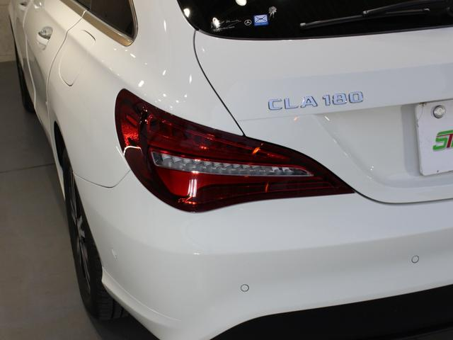 CLA180 シューティングブレーク 1オーナー・LEDライト・純正ナビ・バックカメラ・フルセグ・リアパワーゲート・キーレスゴー・パドルシフト・ディスタンスパイロット・Aストップコーナーセンサー・ETC・USB・Bトゥース・禁煙車(37枚目)