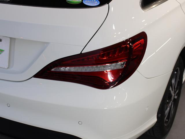 CLA180 シューティングブレーク 1オーナー・LEDライト・純正ナビ・バックカメラ・フルセグ・リアパワーゲート・キーレスゴー・パドルシフト・ディスタンスパイロット・Aストップコーナーセンサー・ETC・USB・Bトゥース・禁煙車(38枚目)