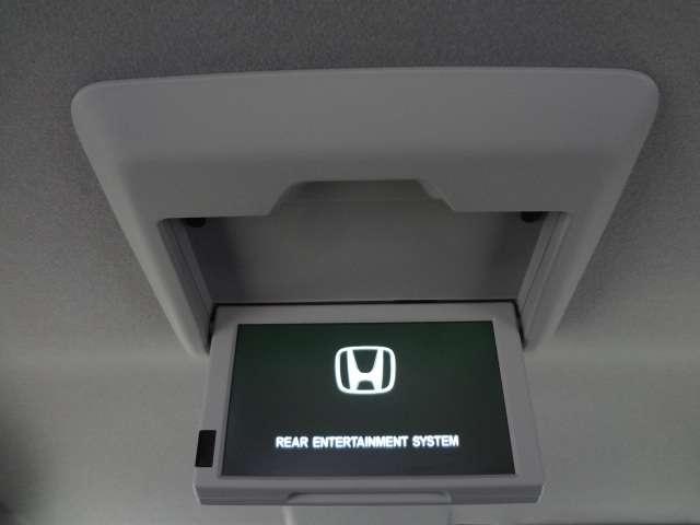 ホンダ ステップワゴンスパーダ Z HDDナビエディション 9インチ天井モニター HDDナビ