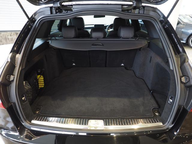 メルセデス・ベンツ M・ベンツ C220d ワゴン スポーツ本革仕様 エアサス 認定中古車