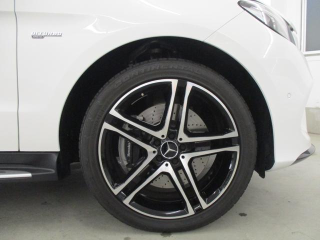 GLE43 4マチック パノラマ 認定中古車 本革(11枚目)