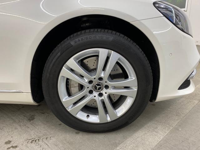 S560ロング 認定中古車 弊社デモカー リア純正モニター(11枚目)