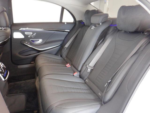 S560 4マチックロング AMGライン AMGライン/本革シート/シートヒーター/シートベンチレーター/後席パワーシート/パノラミックスライディングルーフ/認定中古車(8枚目)