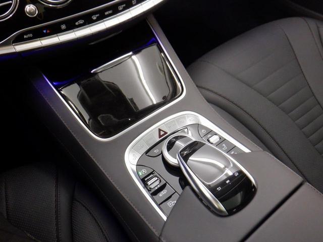S560 4マチックロング AMGライン AMGライン/本革シート/シートヒーター/シートベンチレーター/後席パワーシート/パノラミックスライディングルーフ/認定中古車(21枚目)