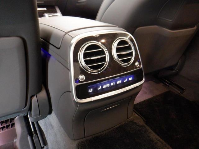 S560 4マチックロング AMGライン AMGライン/本革シート/シートヒーター/シートベンチレーター/後席パワーシート/パノラミックスライディングルーフ/認定中古車(25枚目)