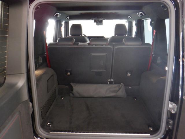 G550 AMGライン レーダーセーフティ ナッパレザー内装 認定中古車(9枚目)