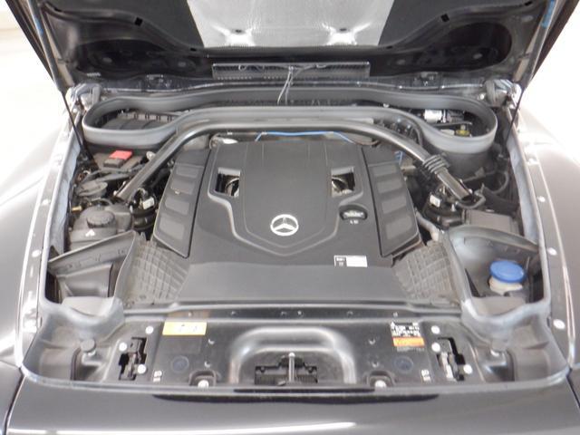 G550 AMGライン レーダーセーフティ ナッパレザー内装 認定中古車(10枚目)