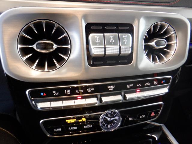 G550 AMGライン レーダーセーフティ ナッパレザー内装 認定中古車(21枚目)