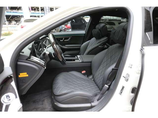 S500 4マチックロング AMGライン 新型Sクラス ファーストエディション 特別仕様車(全国限定540台) 左ハンドル 純正21インチアルミ リアコンフォートP ワンオーナー 禁煙車 認定中古車(6枚目)