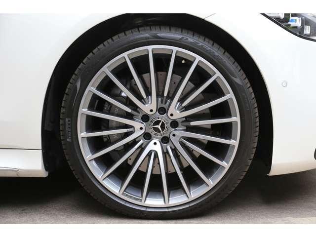 S500 4マチックロング AMGライン 新型Sクラス ファーストエディション 特別仕様車(全国限定540台) 左ハンドル 純正21インチアルミ リアコンフォートP ワンオーナー 禁煙車 認定中古車(13枚目)