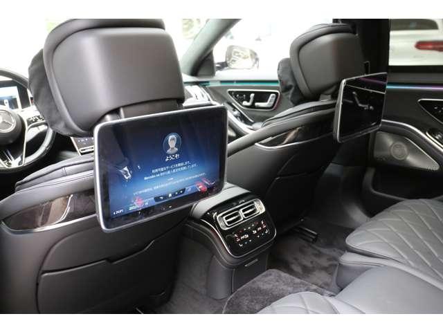 S500 4マチックロング AMGライン 新型Sクラス ファーストエディション 特別仕様車(全国限定540台) 左ハンドル 純正21インチアルミ リアコンフォートP ワンオーナー 禁煙車 認定中古車(34枚目)