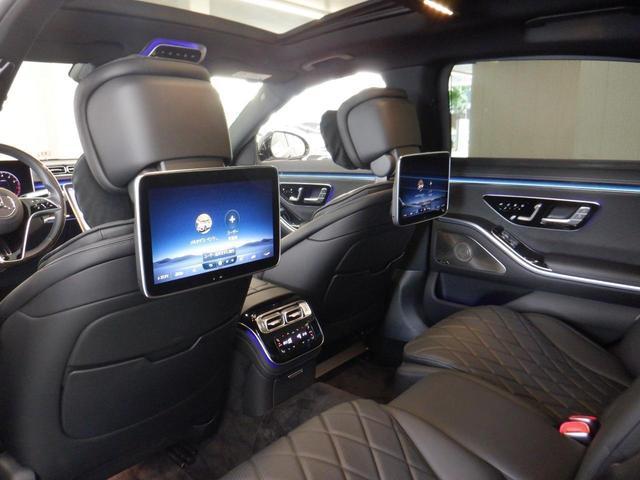 S500 4マチックロング AMGライン レーダーセーフティパッケージ/360度カメラ/メモリー付きパワーシート/シートベンチレーター/後席モニター/シート/シートベンチレーター/メーカー純正ドライブレコーダー/シートヒーター/認定中古車/(20枚目)