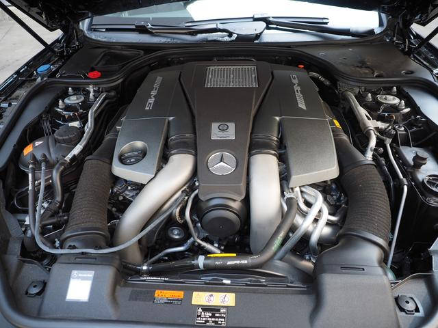 SL63 レーダーセーフティP 認定中古車(7枚目)