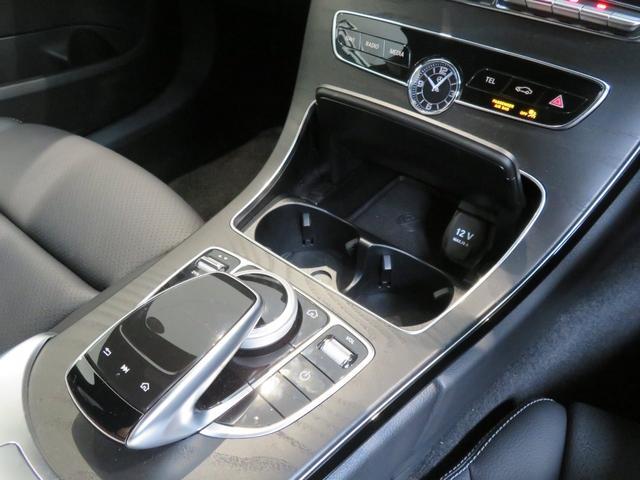 C200 4マチックアバンギャルド AMGライン デモカー(19枚目)