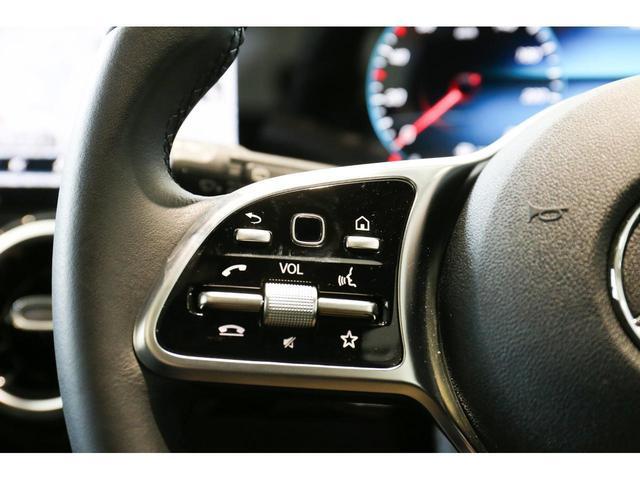 GLA200d 4マチック レーダーセーフティパッケージ サンルーフ ナビゲーションパッケージ 禁煙車 認定中古車(19枚目)