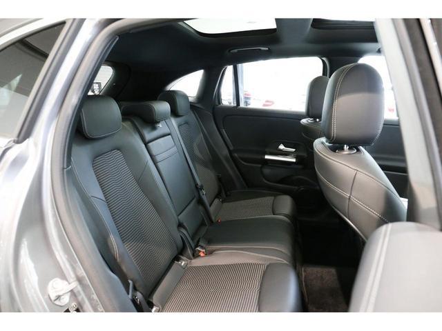 GLA200d 4マチック レーダーセーフティパッケージ サンルーフ ナビゲーションパッケージ 禁煙車 認定中古車(28枚目)