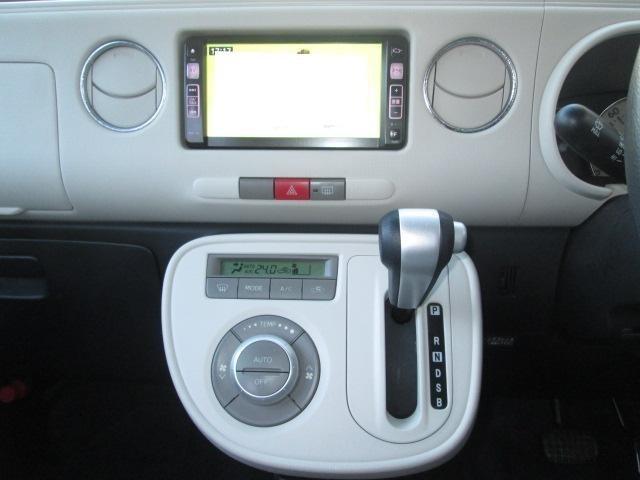 洗練されたデザインのインパネ廻りも傷や汚れなど少なく、操作スイッチ類も大変使い易いように考慮されています!