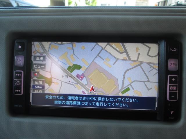純正SDナビゲーション♪初めての場所でも安心です♪地デジワンセグTV+DVDビデオ再生機能付き♪