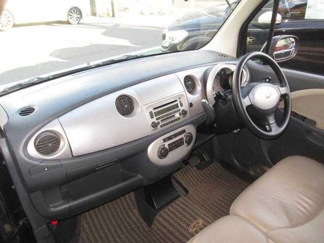 広い車内空間♪ドライブや休憩には最適なスペースを確保できます。