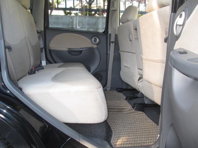 リヤシートは、250mmロングスライドし、様々なシーンに合わせて、足元のスペースを簡単に調整することが可能