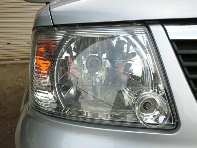三菱 eKワゴン M キーレス Wエアバッグ UVガラス CD 社外13AW