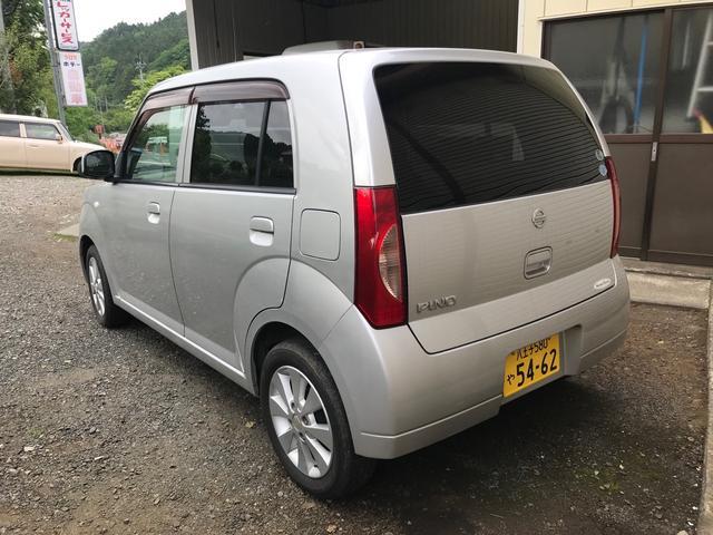 「日産」「ピノ」「軽自動車」「東京都」の中古車5